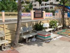 Cần bán lô đất hẻm xe hơi đường Huỳnh Tấn Phát, Quận 7