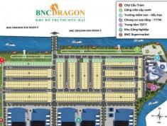 Mở bán đất thuộc Dự án khu đô thị thương mại Cầu Tràm Huyện Cần Đước, Long An