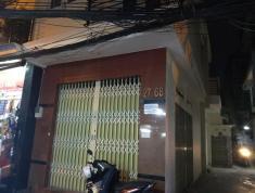 Cho thuê nhà căn hẻm 27 Điện Biên Phủ. Bình Thạnh , 2 tầng xây mới , giá 20 triệu ,