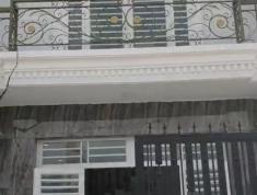 Nhà lầu gần ngã 3 Tân Quý, điện nước có sẵn vào ở  ngay, sổ riêng