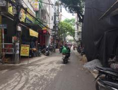 Bán nhà mặt phố Mễ Trì Thượng, ô tô tránh, vỉa hè, kinh doanh đỉnh, giá 5.4 tỷ LH, 0977036862