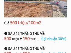 Đất Nen Đầu Tư Lướt Sóng 30% Lợi Nhuận / 12 tháng.