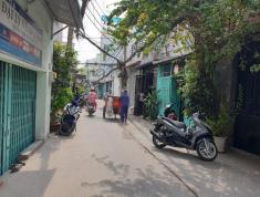 Bán rẻ nhà phố 4 x 18m nở hậu 7.5m trệt 1 lầu khu Phạm Hùng F4Q8 TP.HCM, 7.4 tỷ