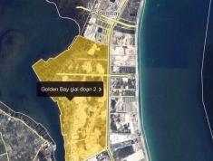 Kẹt tiền bán gấp Golden Bay D17-18-45 hướng Đông Nam chỉ 18tr/m2