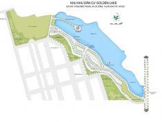 Dự án view hồ duy nhất tại Hòa Lạc-Sơn Tây. golden lake