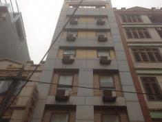 Bán nhà nghỉ, khách sạn 7 tầng, khu đô thị Đền Lừ, Hoàng Mai, giá 10.25 tỷ.