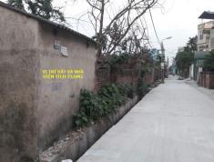 Bán đất tổ dân phố số 4 Miêu Nha, P.Tây Mỗ đối diện đại đô thị VinCity  DT 73.6m2 giá 10 tr/m2 LH