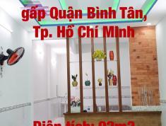 Chính chủ cần bán nhà ở Phường Bình Trị Đông, Quận Bình Tân, Tp. Hồ Chí Minh