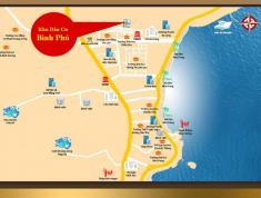 Bán đất khu dân cư Bình Phú Nha Trang,sổ hồng,cách biển 1km,giá tốt