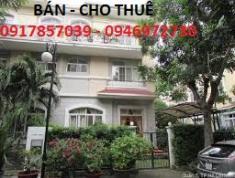 Cho thuê nhiều kiểu biệt thự tại Phú Mỹ Hưng, Q7. Nhà đẹp, an toàn và đầy đủ tiện ích