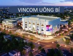 Can bán đất cạnh TTTM Vincom Uông Bí.....