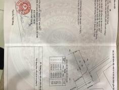 Đất Củ Chi, shr, dt 8.7x37.68m, giá 5.9tr/m2, mặt tiền TL7(0.9.7.1.4.1.4.5.4.5)
