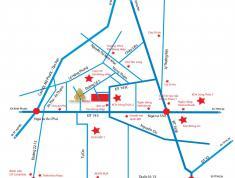Khu Đô Thị Golden Mall (Hay còn gọi là Khu nhà ở Thắng Lợi), dự án ngay trung tâm thị xã Dĩ An