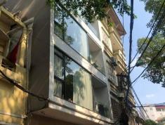 Nhà mặt phố Bùi thị Xuân, Hai bà Trưng,kinh danh,ôtô đỗ -115 m2, mặt tiền 6m, giá 55tỷ. 0342211968