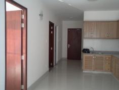 Cho thuê chung cư thủ thiêm xanh, Quận 2, dt 60m, 2 phòng. 2wc, căn góc. Gía 6tr/tháng