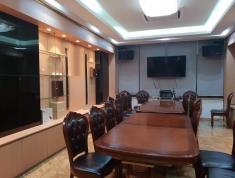 Bán nhà mặt phố Thái Thịnh, Đống Đa: 154m2, 4 tầng, nhà lô góc 2 mặt tiền, giá 55 tỷ.