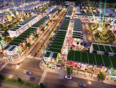 Mở bán đất nền nhà phố dự án Paragrus thuộc tổ hợp KN Paradise ven biển Bãi Dài - Cam Ranh.