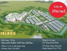 Chính thức nhận giữ chỗ đất nền Island Riverside Ngô Chí Quốc giá từ 35tr/m