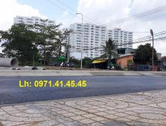 Bán đất mt đường, tân tạo, bình tân, shr, dt 4x15m2, giá 2,5ty sang tên, lh 0971.41.45.45