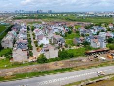 Khu dân cư mở rộng nối liền Khu công nghiệp Phú An Thạnh,mặt tiền đường Vành Đai 4