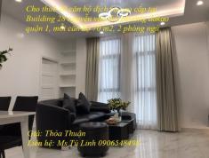 Cho thuê căn hộ cao cấp tại K Building - 28D nguyễn văn thủ phường đakao quận 1, mỗi căn hộ 70 m2,