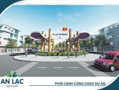 Đất nền Sổ đỏ - mặt tiền Nguyễn Hữu Trí Ngay Thị Trấn Tân Túc Bình Chánh - Chỉ 29tr/m2