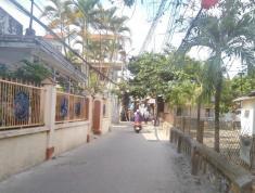 50m2 kiệt 3-5m đường Trần Phú, trung tâm Huế,bán đất