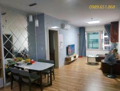 Cần bán căn hộ Booyoung Mỗ Lao Hà Đông 95m2  BC Đông Nam có nội thất chỉ 2,5 tỷ