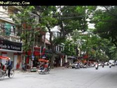 Nhà mặt đường lô góc kinh doanh Đường Ngọc Hà, ô tô tải đỗ cửa, 5Tx35m,4PN,MT 7m,Giá 12.3 tỷ (ảnh