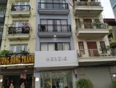 Nhà 2 mặt phố, quận Hoàn kiếm, kinh doanh, ô tô tránh, sầm uất ngày đêm, 38m2, 6 tầng, mặt tiền
