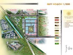 Đất nền dự án Galaxy Hải Sơn, khu công nghiệp Tân Đô - Hải Sơn, Đức Hòa, Long An