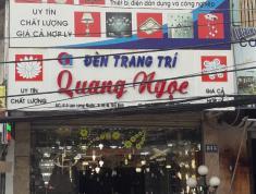 Cần sang gấp cửa hàng Đèn Trang Trí đường Lạc Long Quân, P. 10, Q. Tân Bình, TP. Hồ Chí Minh