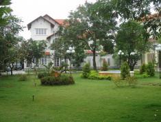 Cho Thuê Villa Khu Nguyễn Văn Hưởng 400m2 Sân Vườn Có Nội Thất