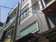 Xuất cảnh đi Úc bán rẻ nhà xinh 4 x 12m trệt 3 lầu Sân thượng Hưng Phú Q8 TP.HCM, 6.3 tỷ