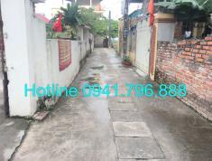 Bán 50m2 đất thổ cư tại Đông Dư, Gia Lâm, Hà Nội đường oto vào nhà
