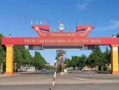 Mở bán đất nền dự án tái định cư KCN Becamex giai đoạn 2 thuộc huyện Chơn Thành, Bình Phước