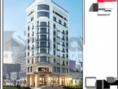 Bán Tòa NHà KHách Sạn 3 sao góc 3 mặt tiền  trung tâm phan thiết .diện tích xây dựng 4000m2