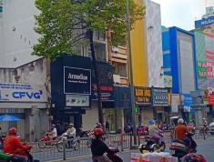 Mặt tiền đường Sư Vạn Hạnh, kinh doanh đa ngành nghề, 4 tầng, giá 9 tỷ 6.