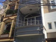 Bán nhà hẻm xe hơi, 4 tầng, kinh doanh Huỳnh văn bánh, 60m2, 8.7 tỷ, Phú Nhuận.