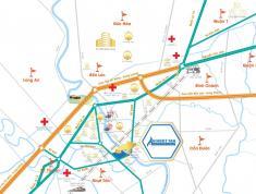 Đất nền trung tâm cụm Khu công nghiệp-Dự Án Mỹ Kim Long Riverside