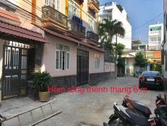 Bán đất tặng nhà hẻm xe hơi đường Lãnh Binh Thăng, quận 11, 70.m2, giá 5.5 tỷ.