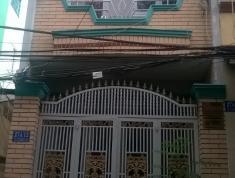 Bán nhà 4x14m, HXH, cách mặt tiền 10m Trường chinh, 5.6 tỉ TL