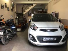Xe hơi vào nhà Nguyễn Văn Đậu Bình Thạnh dt 61m2, 2 lầu, 3 pn. 8.8 tỷ