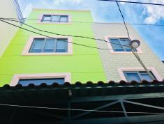 Nhà Bình Thạnh 4 tầng  45m2 đẹp tuyệt vời giá chỉ 130tr/m2.