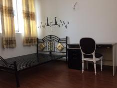 Phòng Master 4tr9 full nội thất và máy lạnh trong căn hộ cao cấp