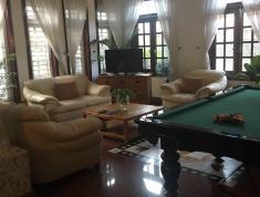 Cho Thuê Villa Thảo Điền 7 Phòng Có Nội Thất. Gía 3500$
