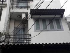 Bán nhà trung tâm Tân Bình, Nguyễn Hồng Đào hẻm ô tô 4 tầng.