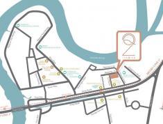 Bán Shophouse Q2 Thảo ĐIền, mặt tiền Võ Trường Toản quận 2, 100m2, giá 9.5 tỷ. LH 0332040992
