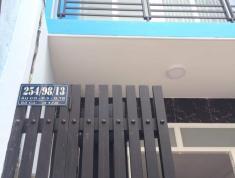Bán nhà 1 sẹc đường Bà Hạt, quận 10. 48m2, 4,2 tỷ.