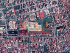 Đất nền phường Kinh Bắc Tp Bắc Ninh kinh doanh tốt ngay cạnh Quận ủy và trường học hot